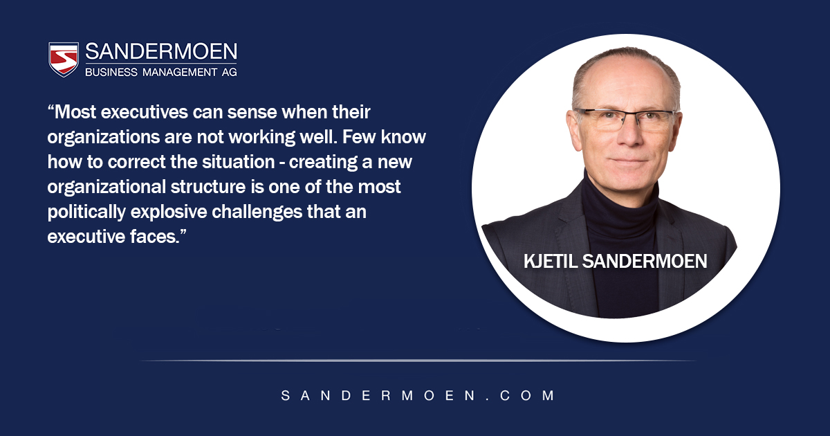 Sandermoen business quotes